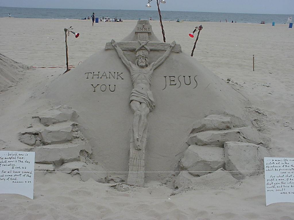 sand sculpture - Jesus on the cross.jpg