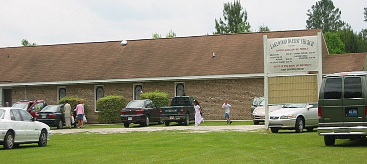 Lakewood Baptist Church, Sumter, South Carolina