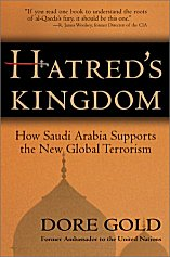 Hatred's Kingdom by Dore Gold